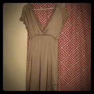 Silk dress by 5th Culture